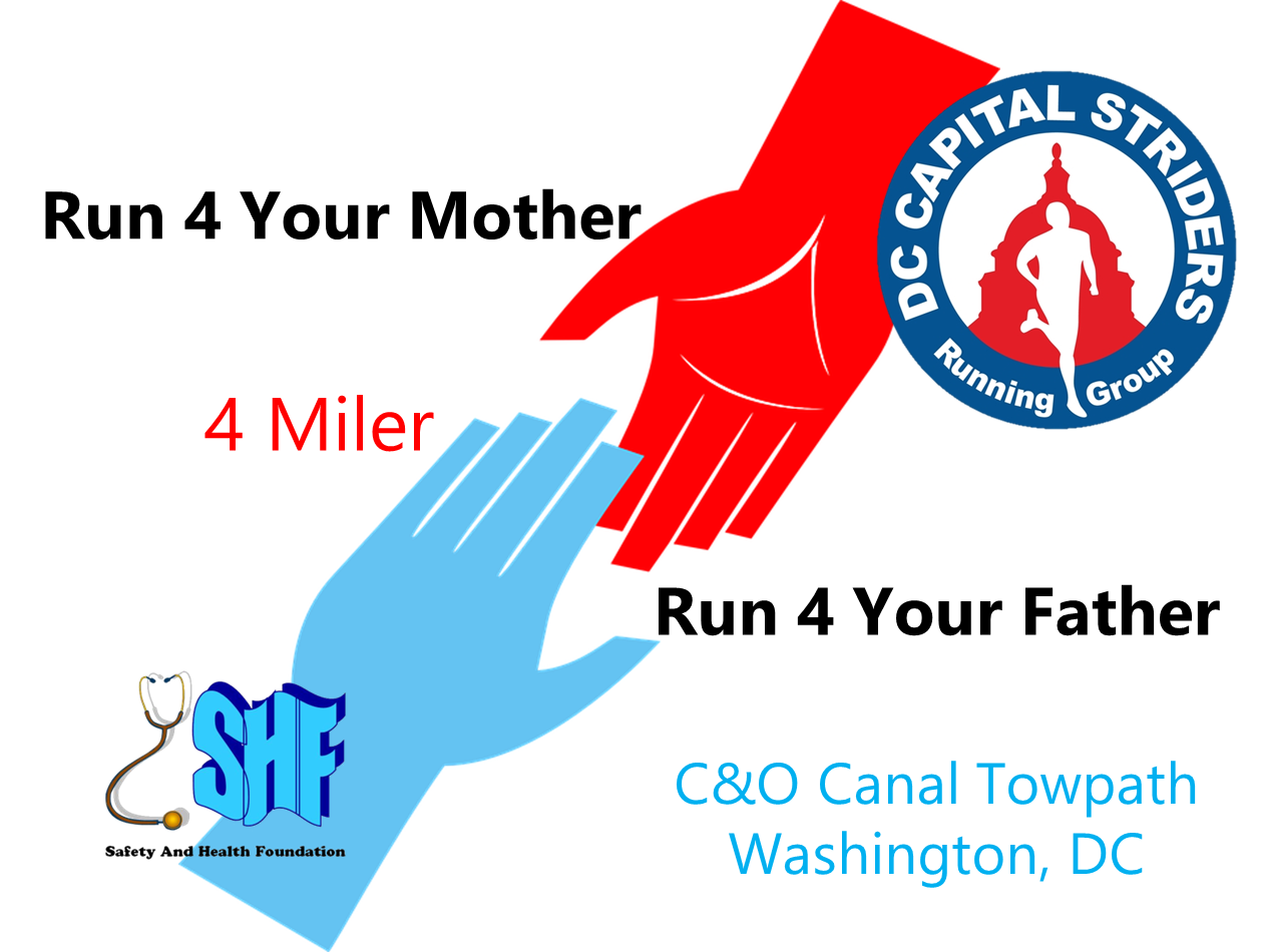 Run 4 Your Mom Mother's Day Four Miler